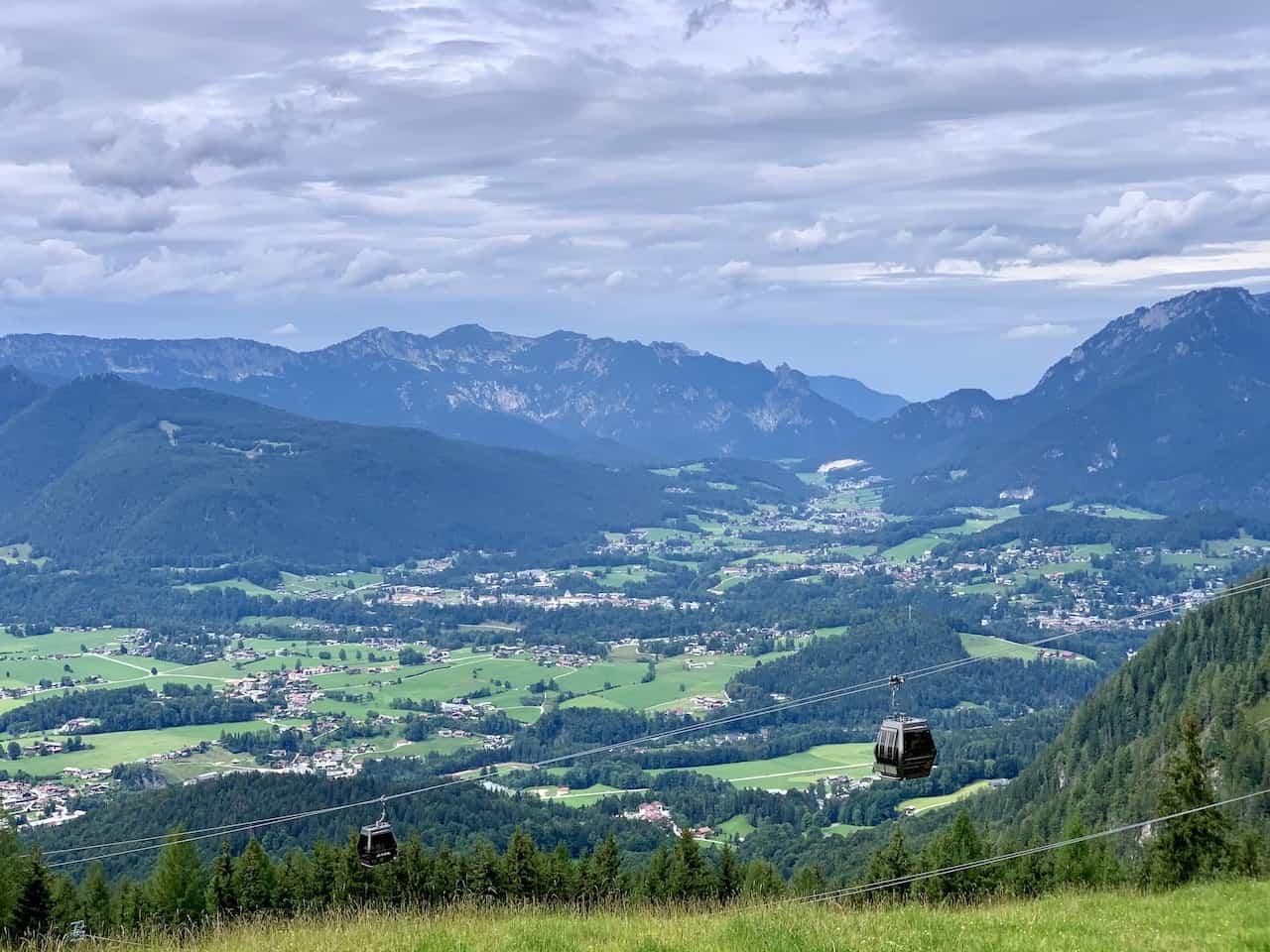Berchtesgaden Cable Car