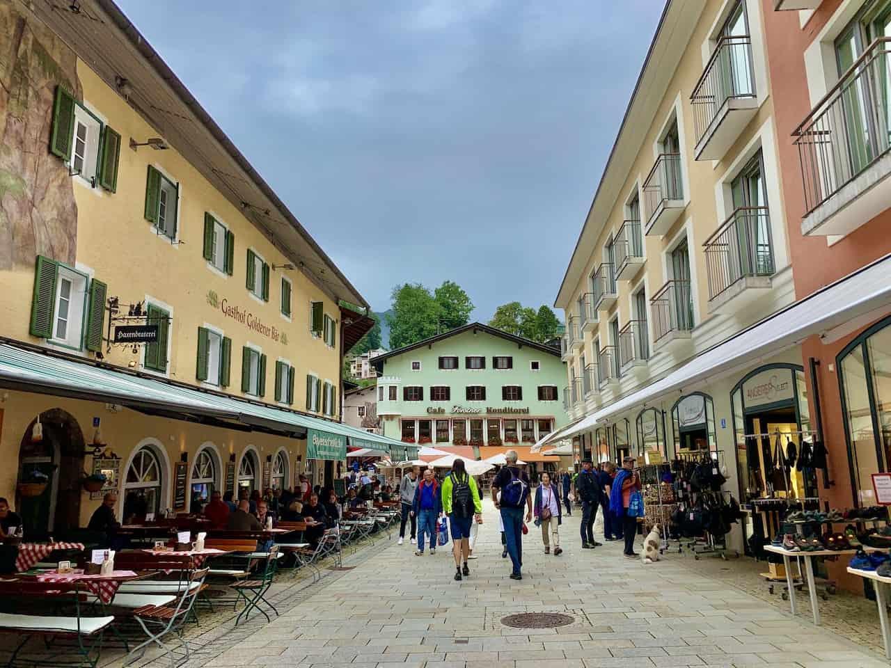 Berchtesgaden Town