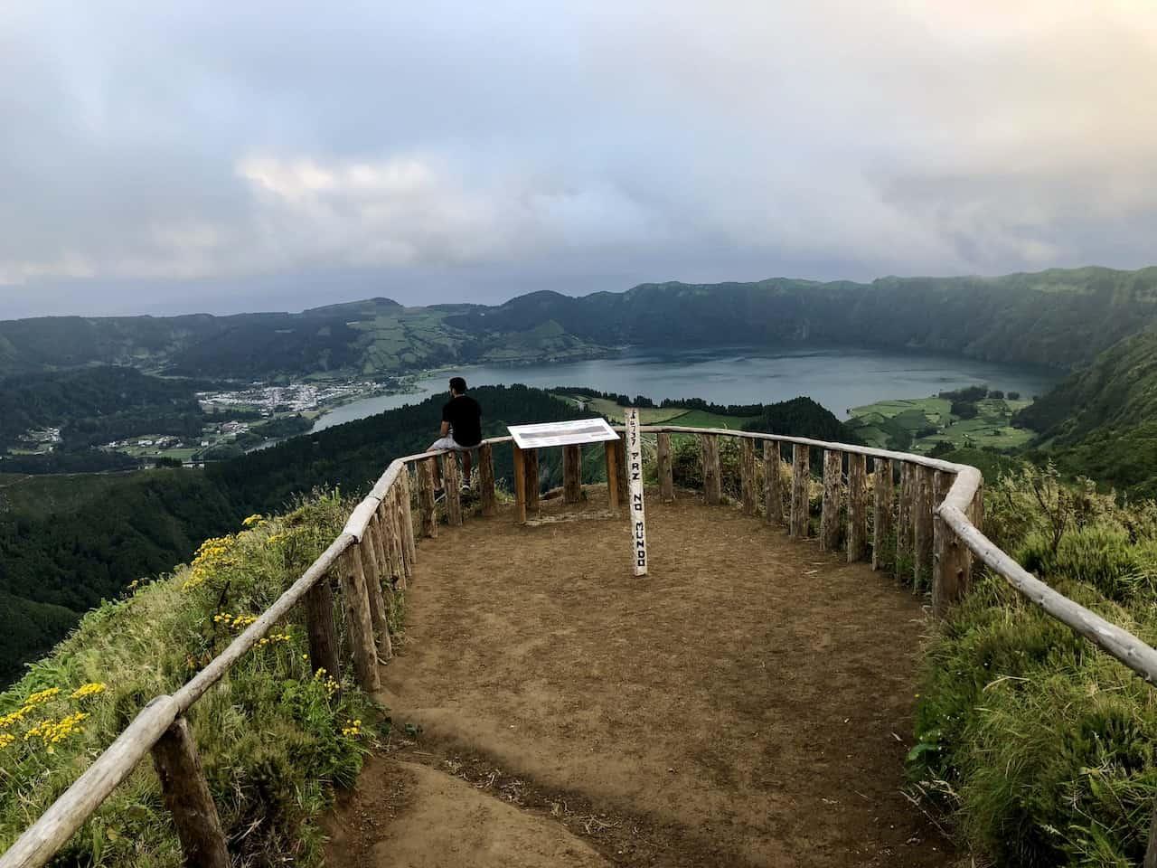 Boca do Inferno Viewpoint Azores