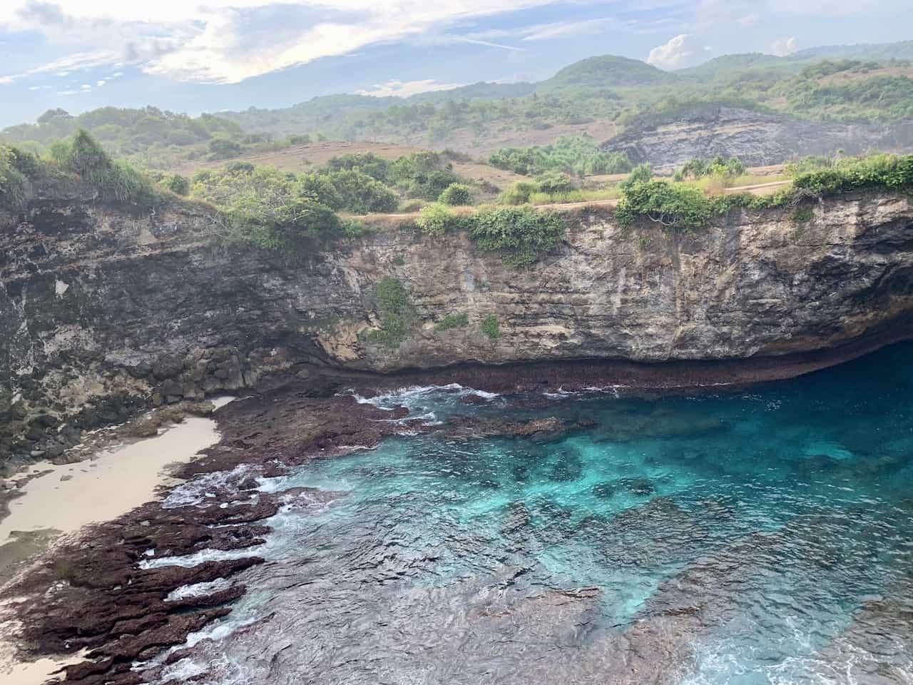 Broken Beach Bali
