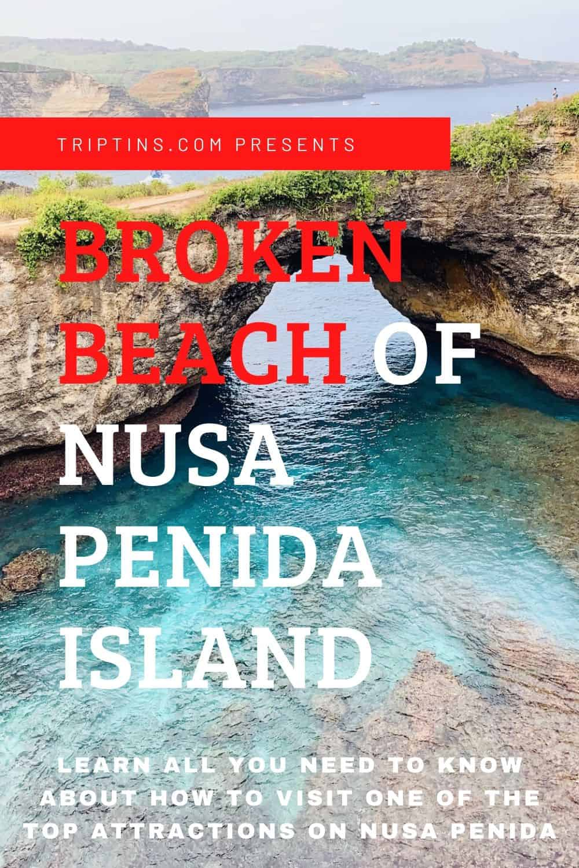 Broken Beach Nusa Penida Indonesia