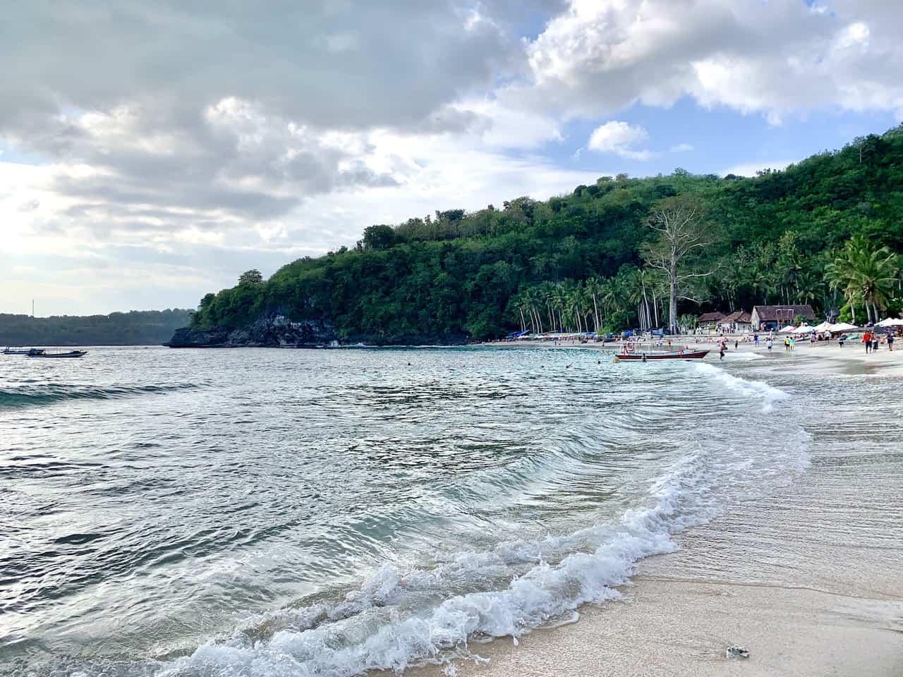 Crystal Beach Nusa Penida