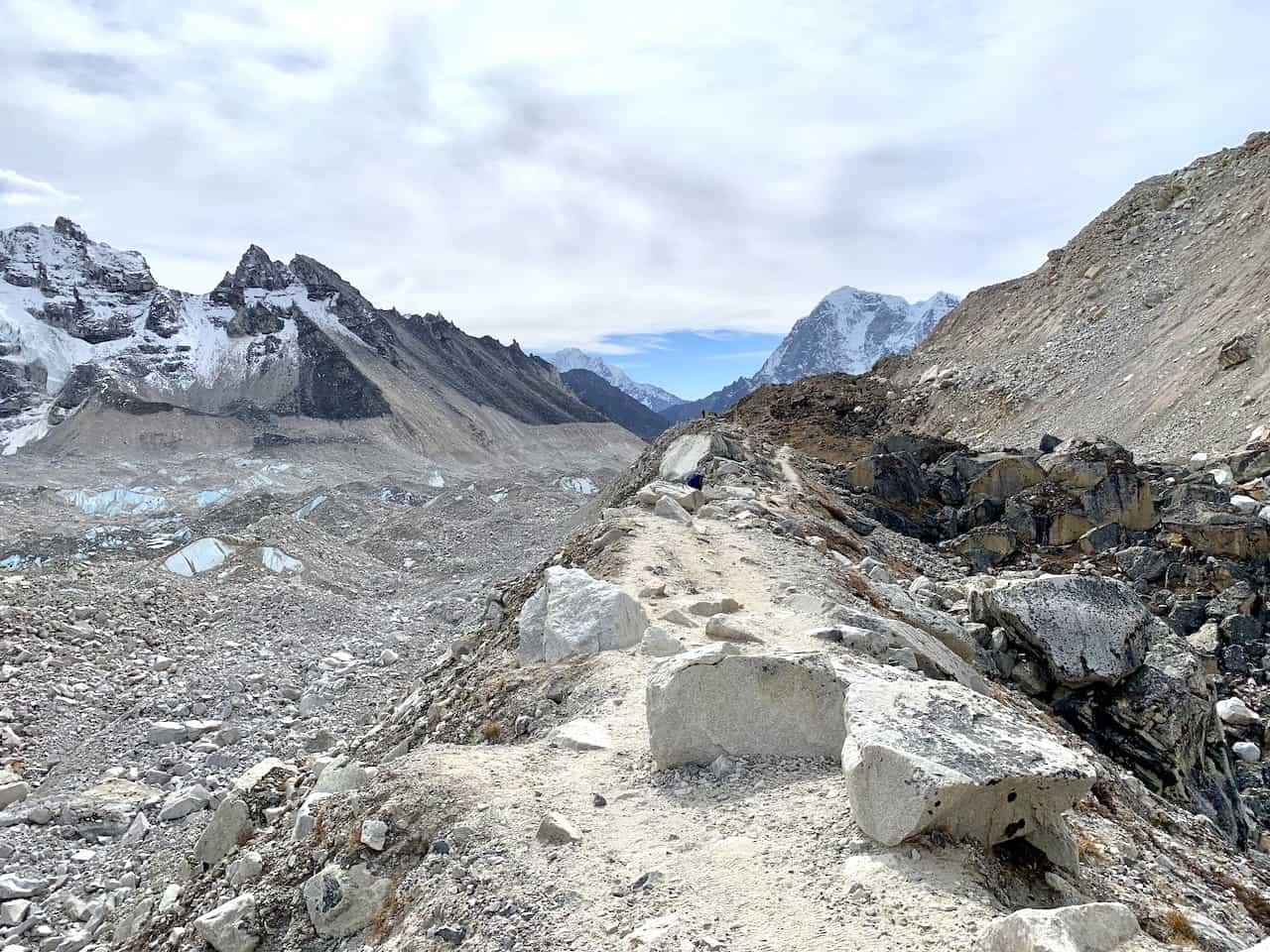 Everest Base Camp to Gorak Shep