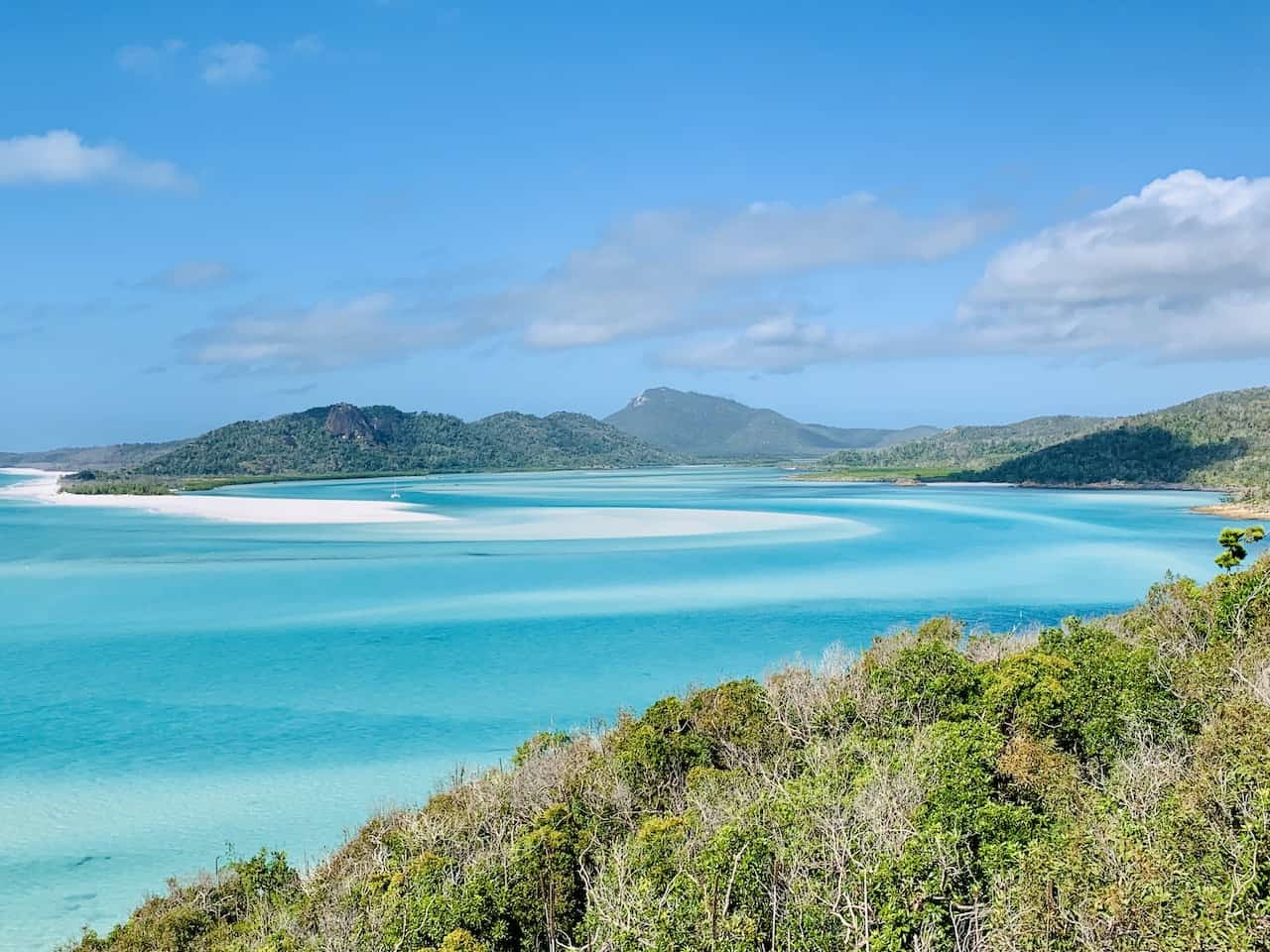 Hill Inlet Lookout Australia