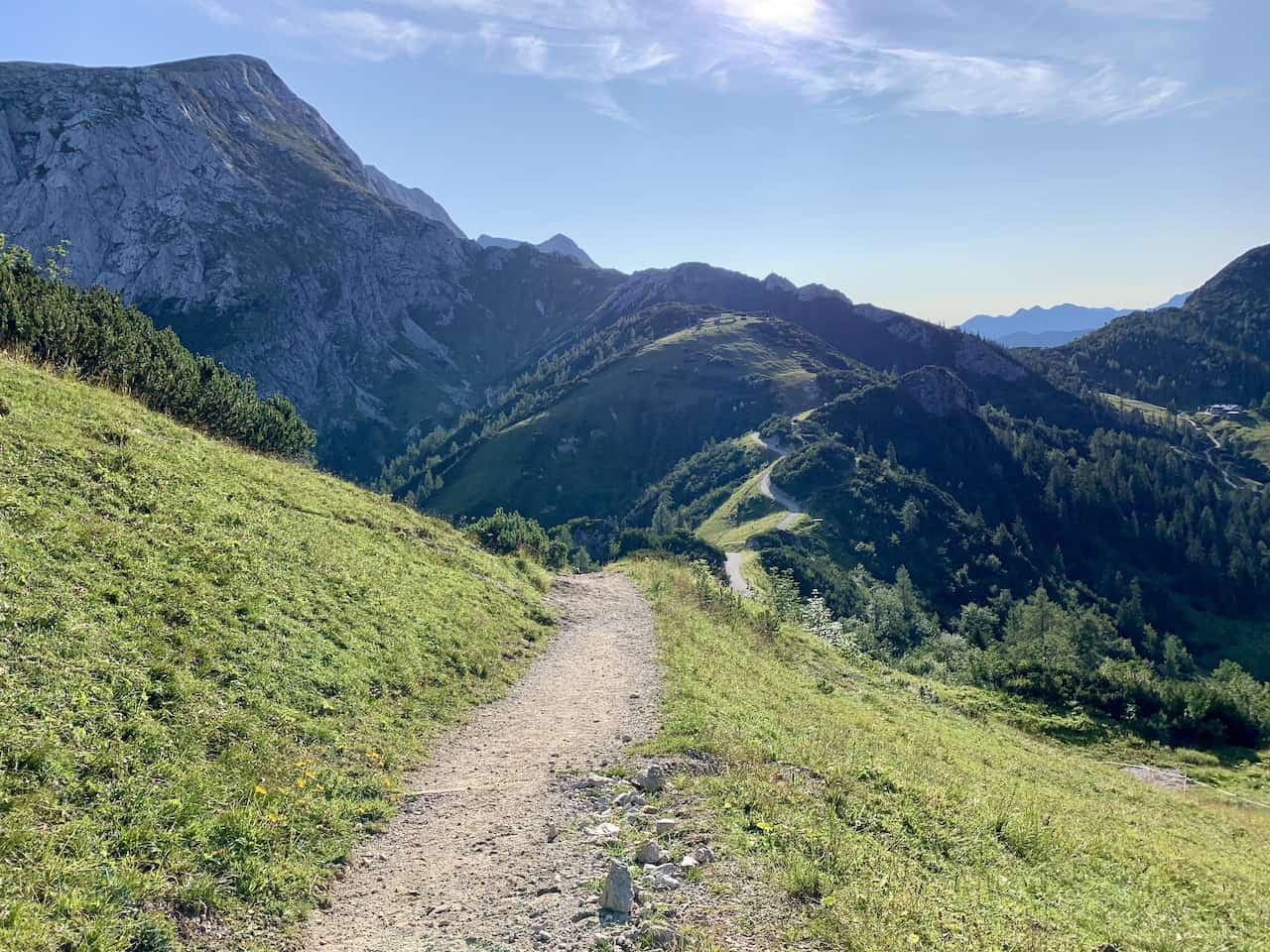 Jennerbahn Hike