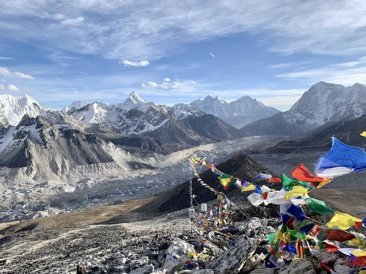 Kala Patthar Summit