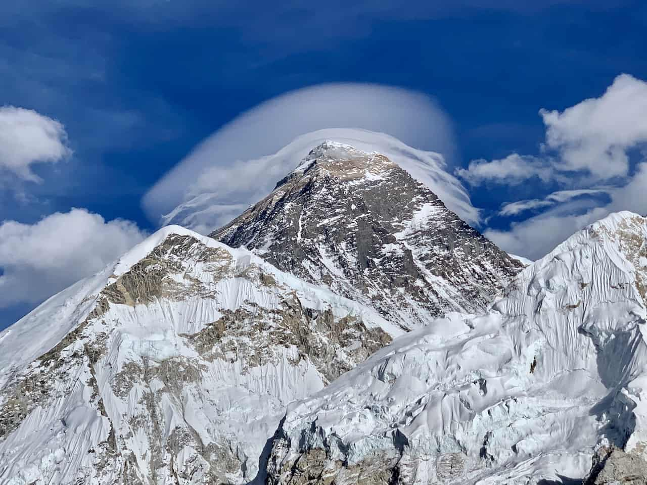 Kalapathar Mount Everest