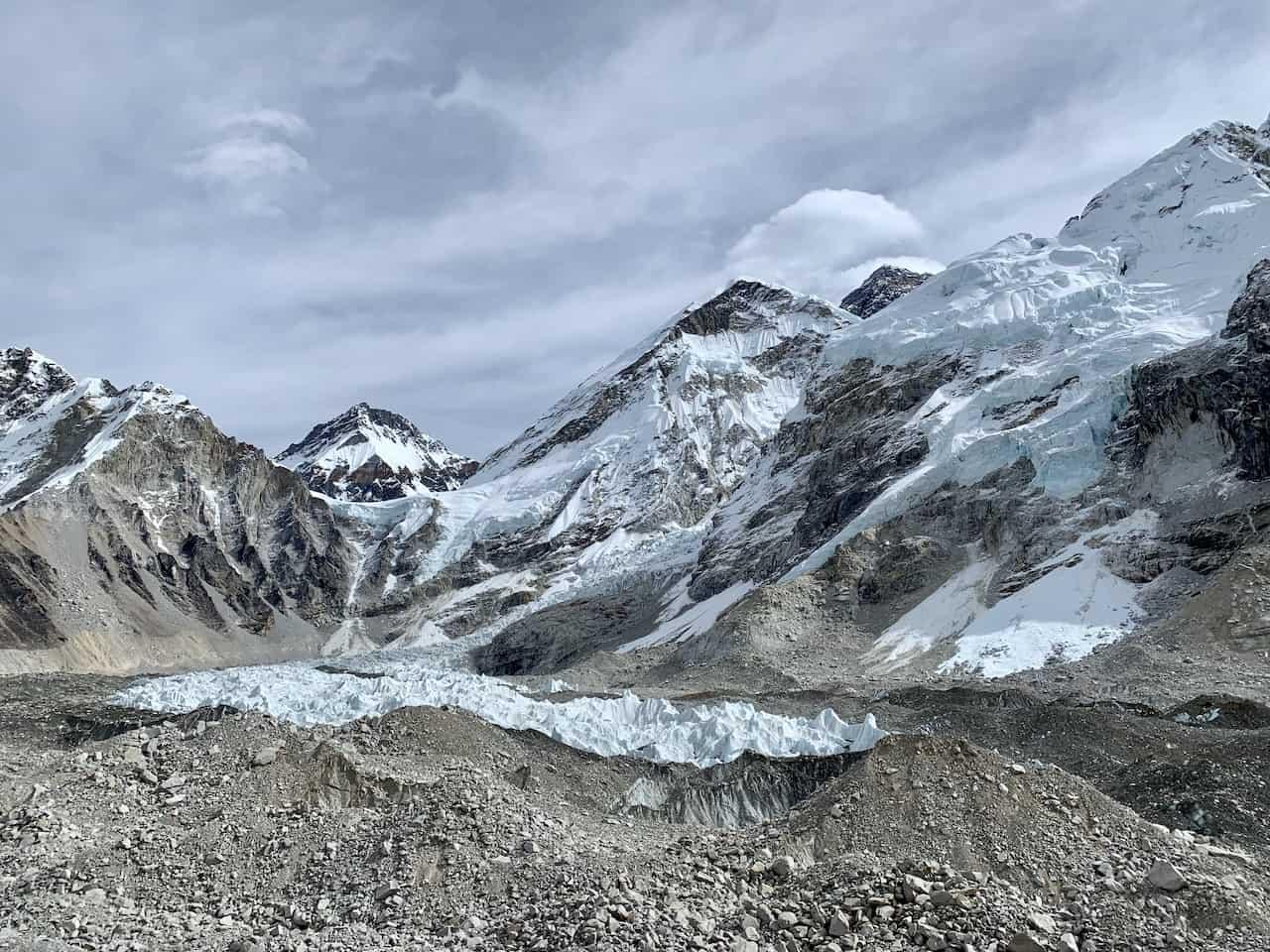 Khumbu Icefall Mount Everest