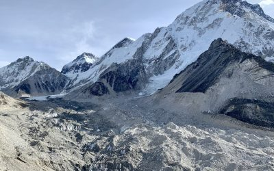 Lobuche to Gorak Shep Trek | Distance, Elevation, Time