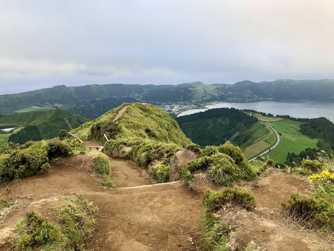 Miradouro da Boca do Inferno Azores