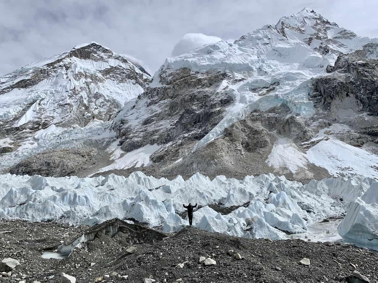 Mount Everest Base Camp Nepal