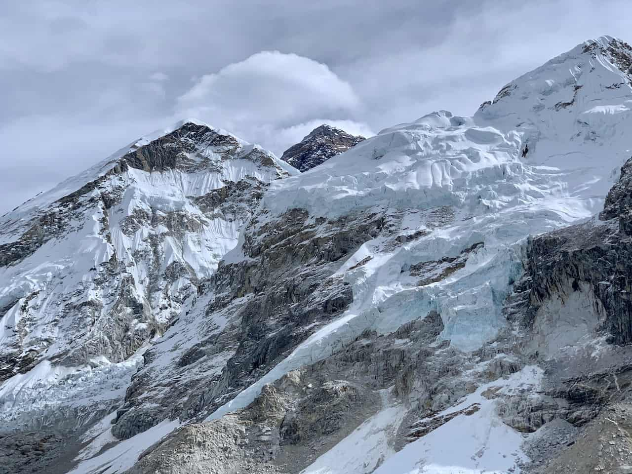 Mount Everest Top
