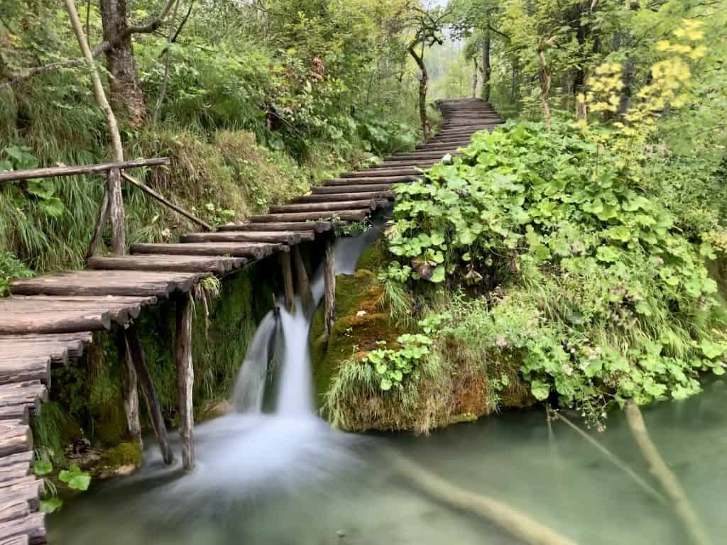 Plitvice Lakes Croatia Map