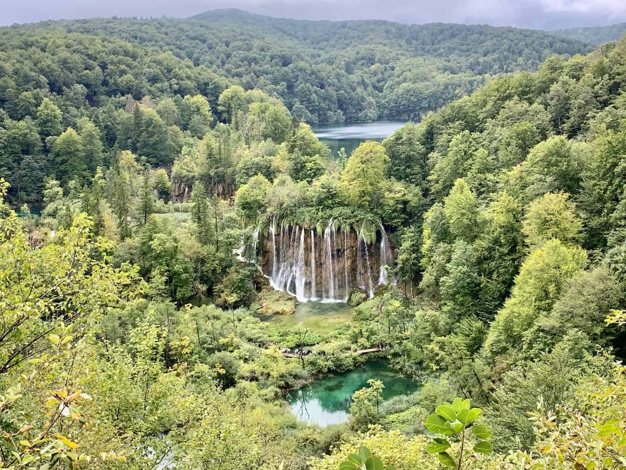 Plitvice Lakes Lookout