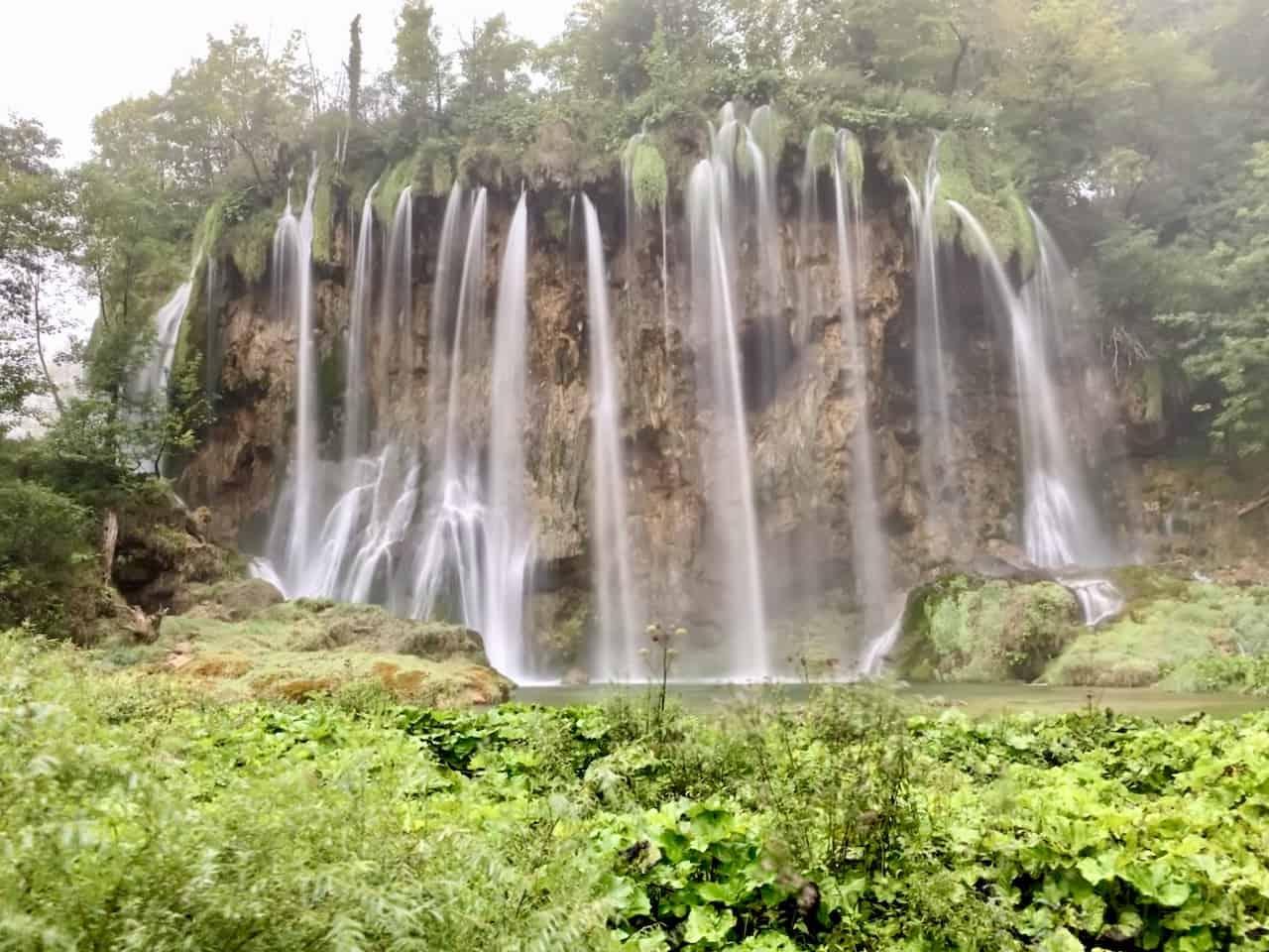 Plitvice Lakes Route E