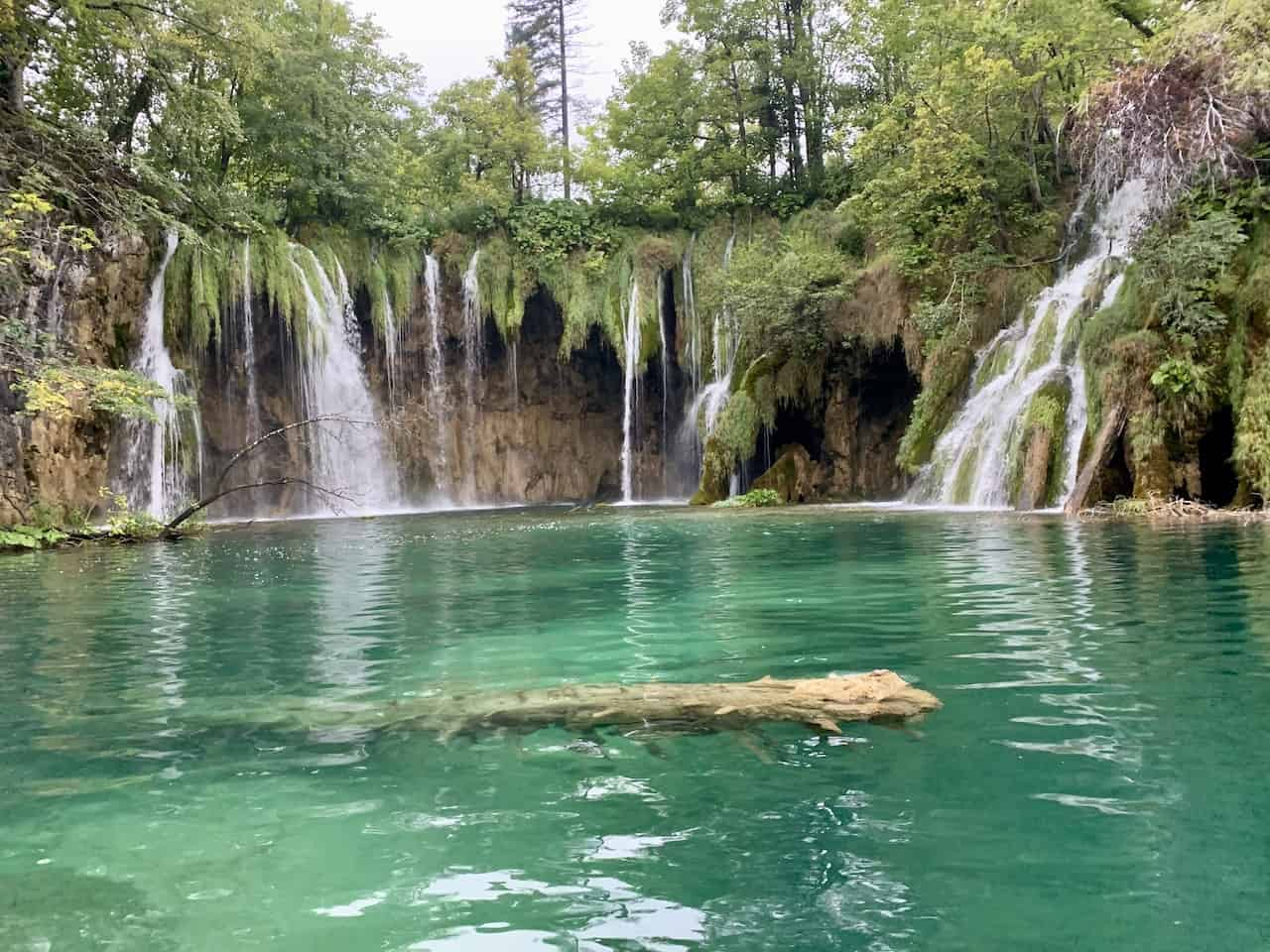 Plitvice Lakes Route H