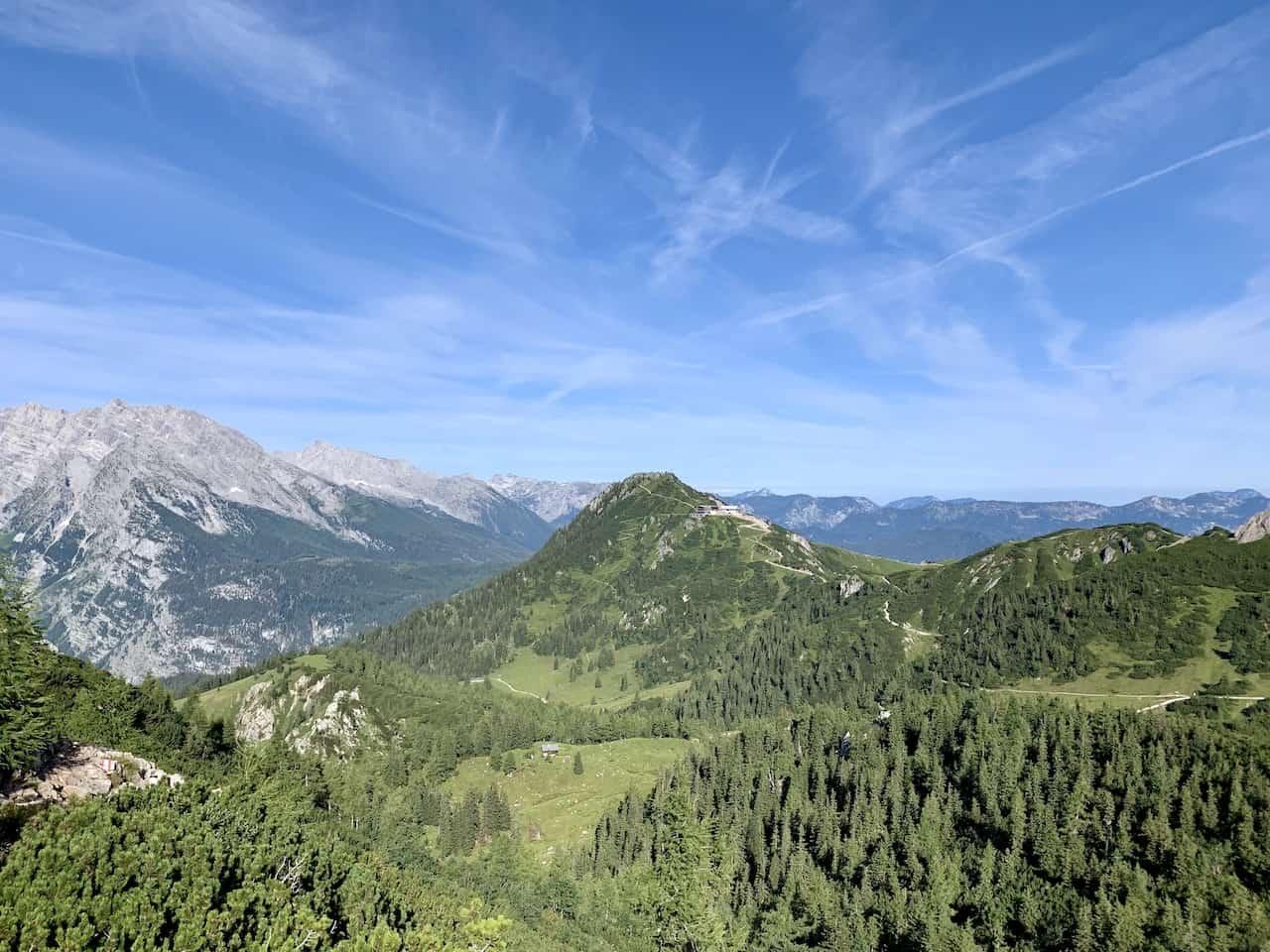 Schneibstein Jenner Mountain