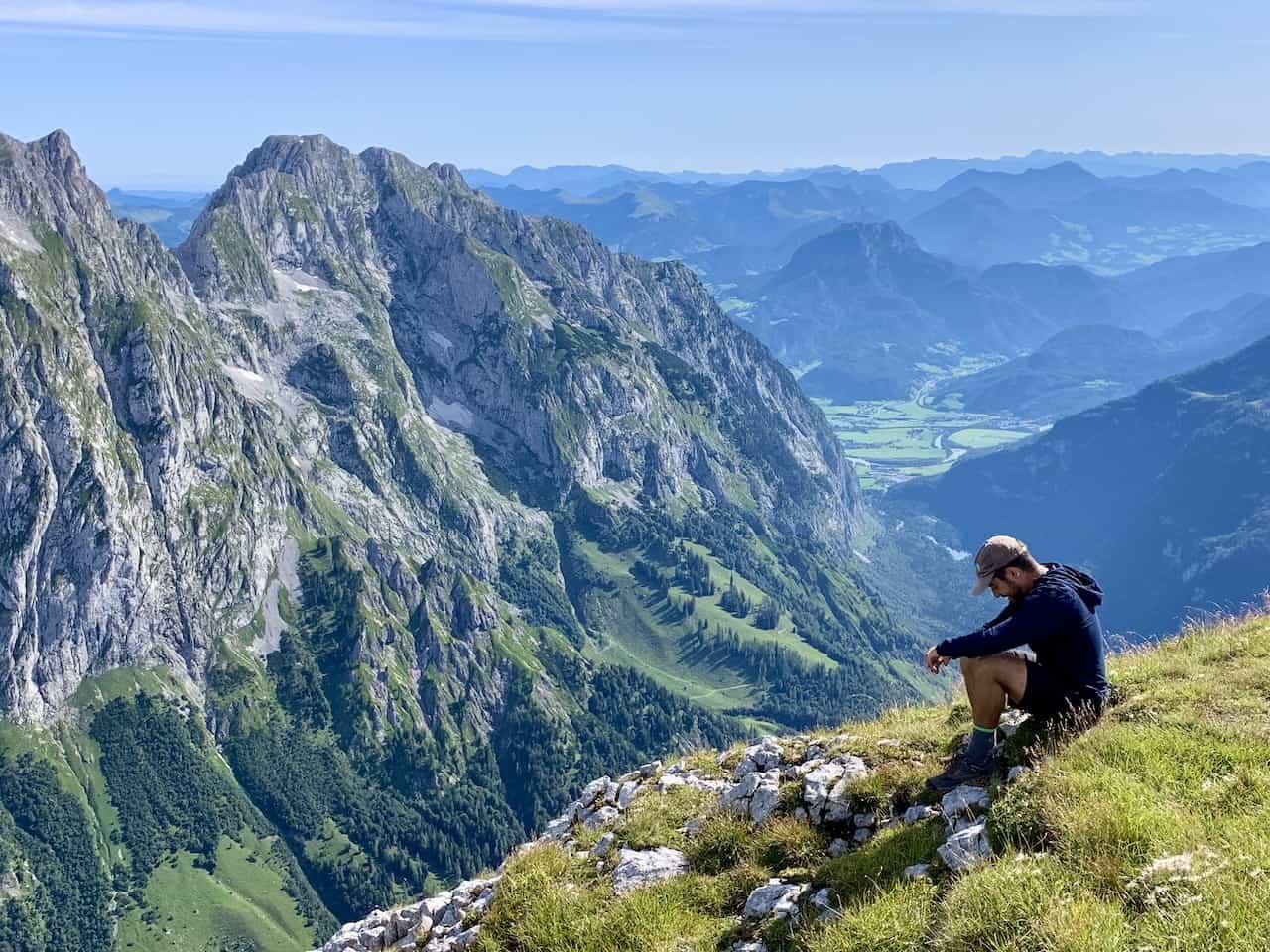 Schneibstein Summit