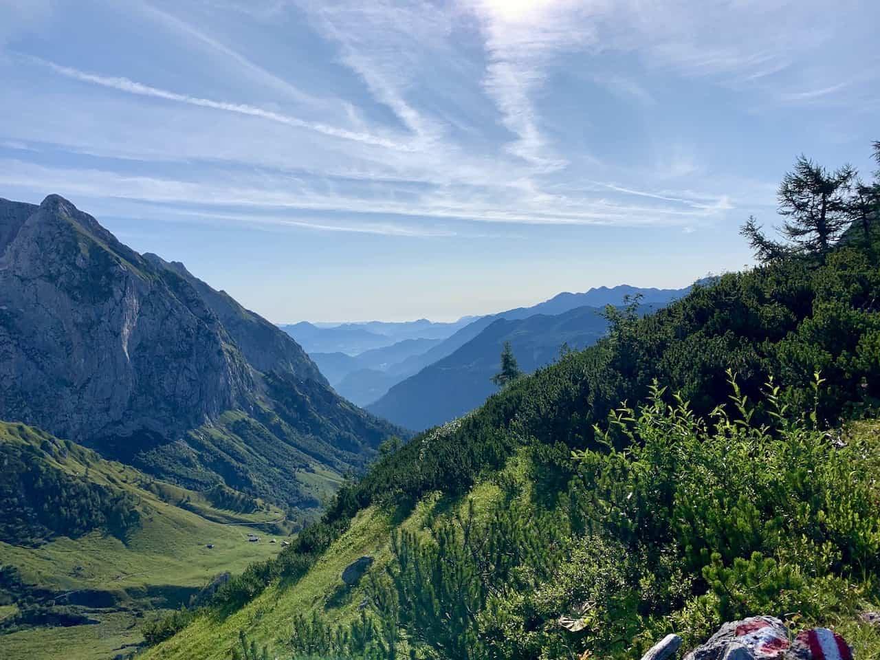 Schneibstein Valley