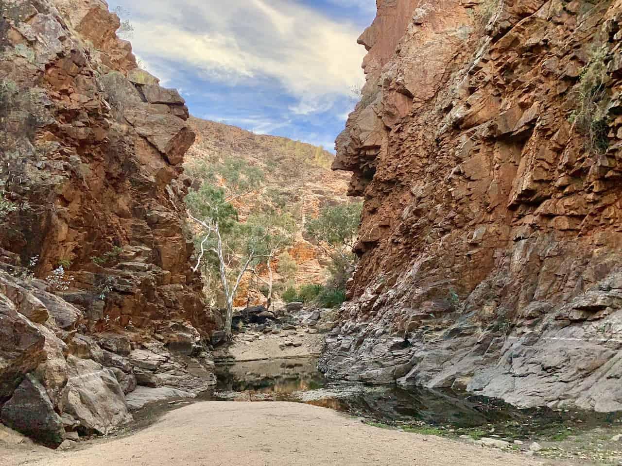 Serpentine Gorge Australia