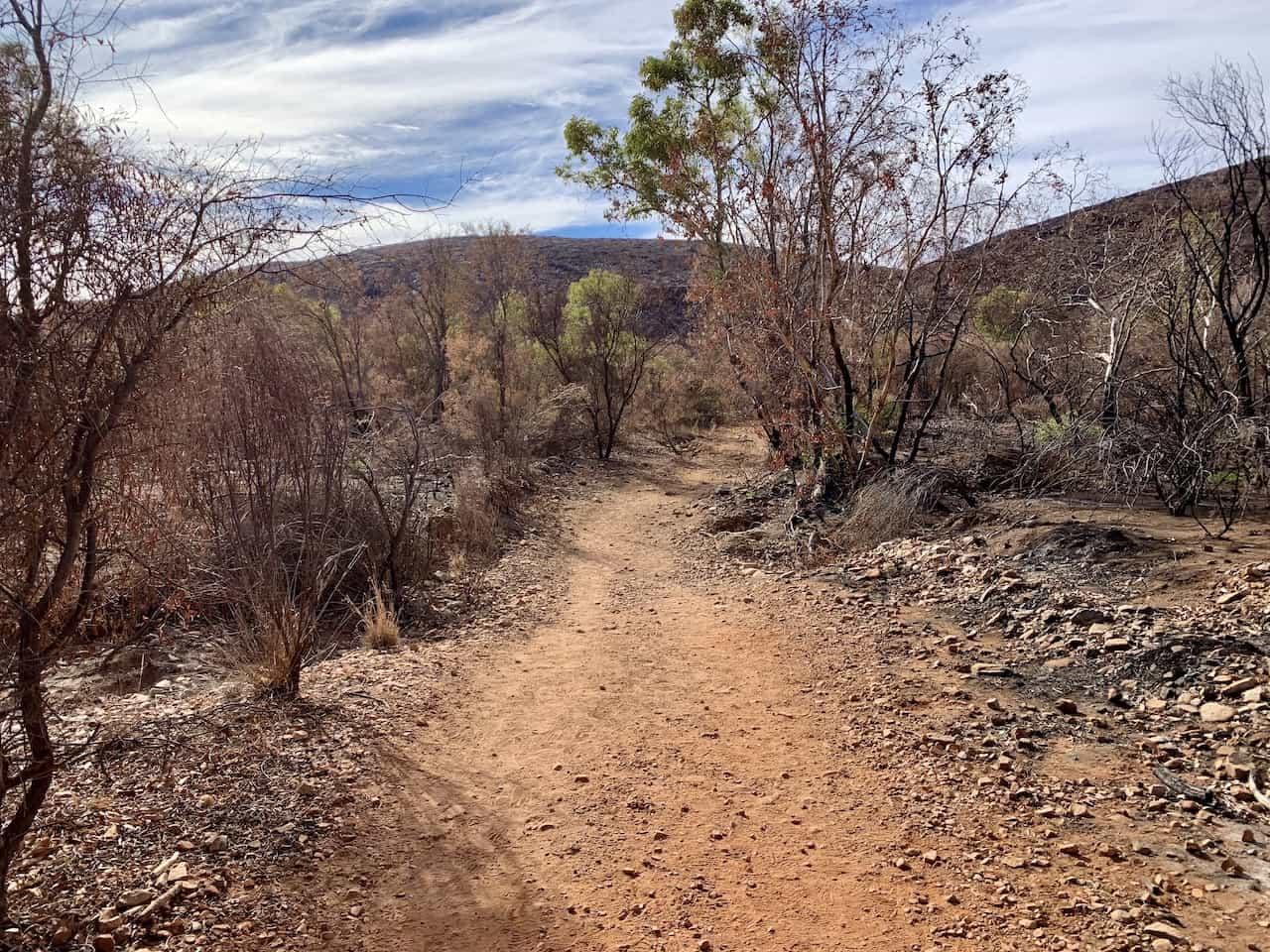 Serpentine Gorge Walk
