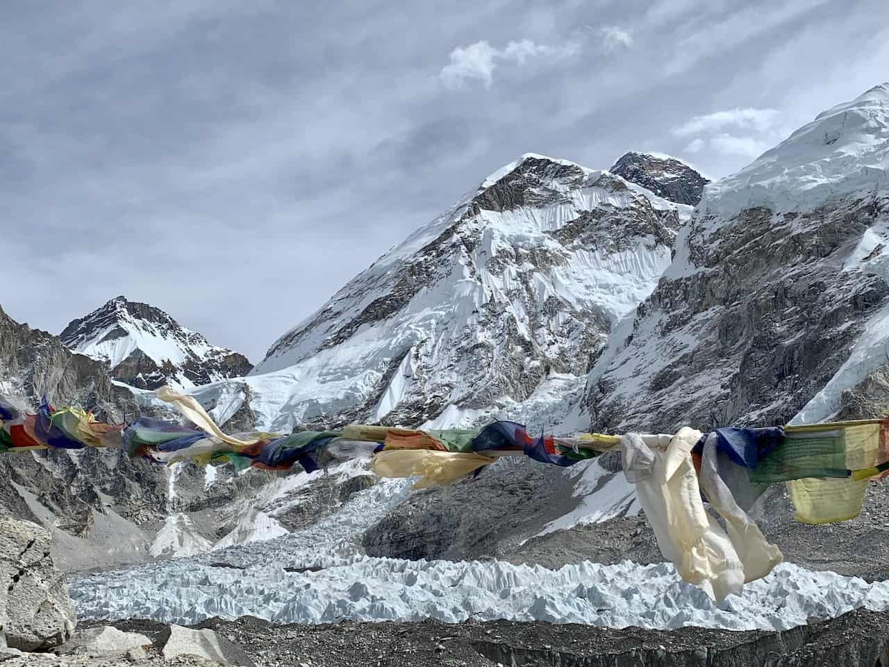 Sherpa Flags Everest