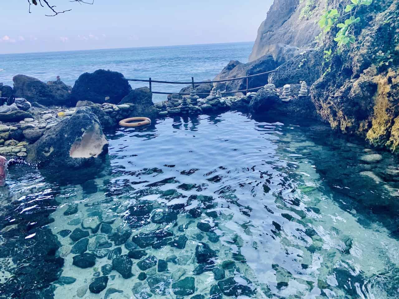 Tembeling Natural Pools