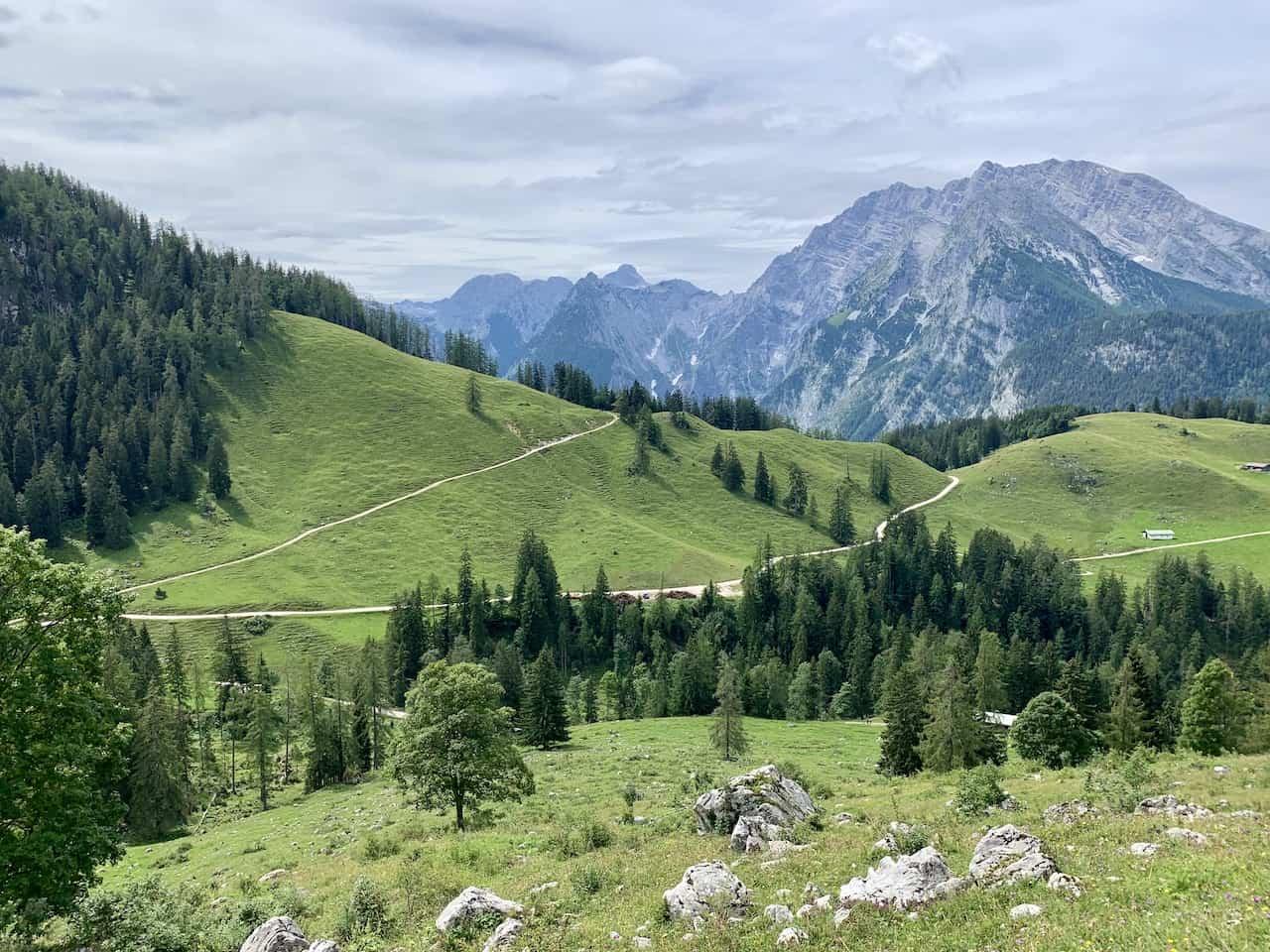 Watzmann View