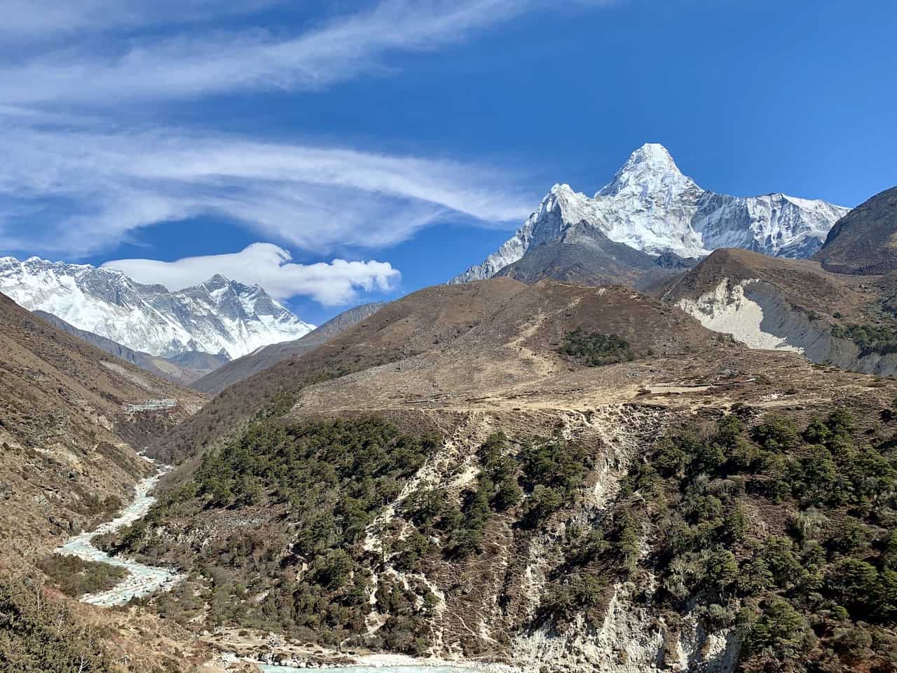 Ama Dablam Everest Trek