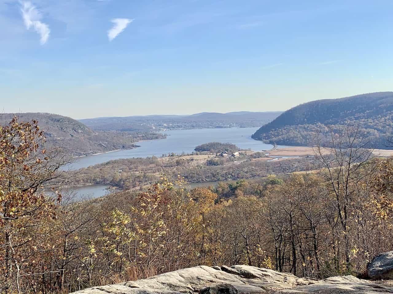 Appalachian Trail Hudson River