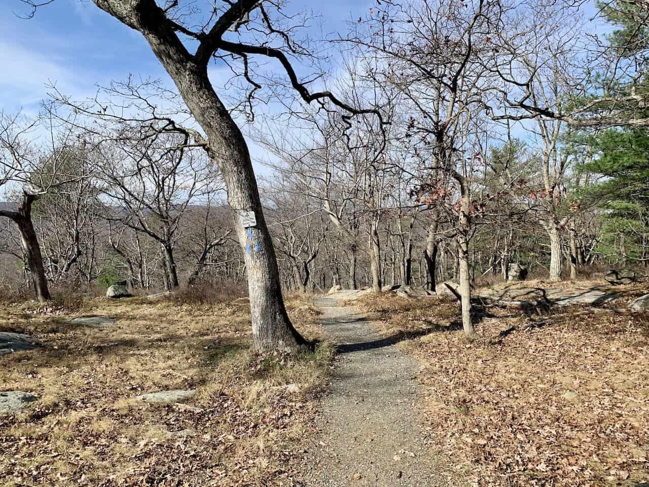 Bear Mountain Blue Trail