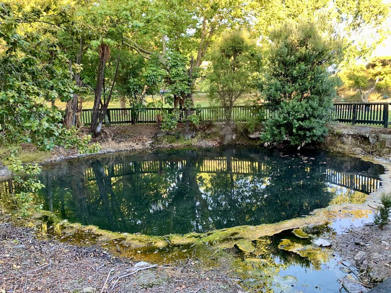 Kuirau Park Pools