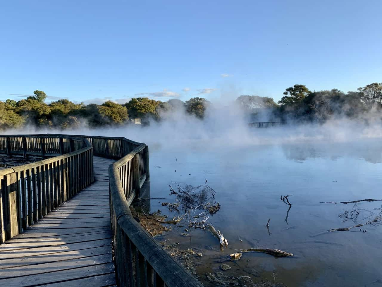Rotorua Kuirau Park