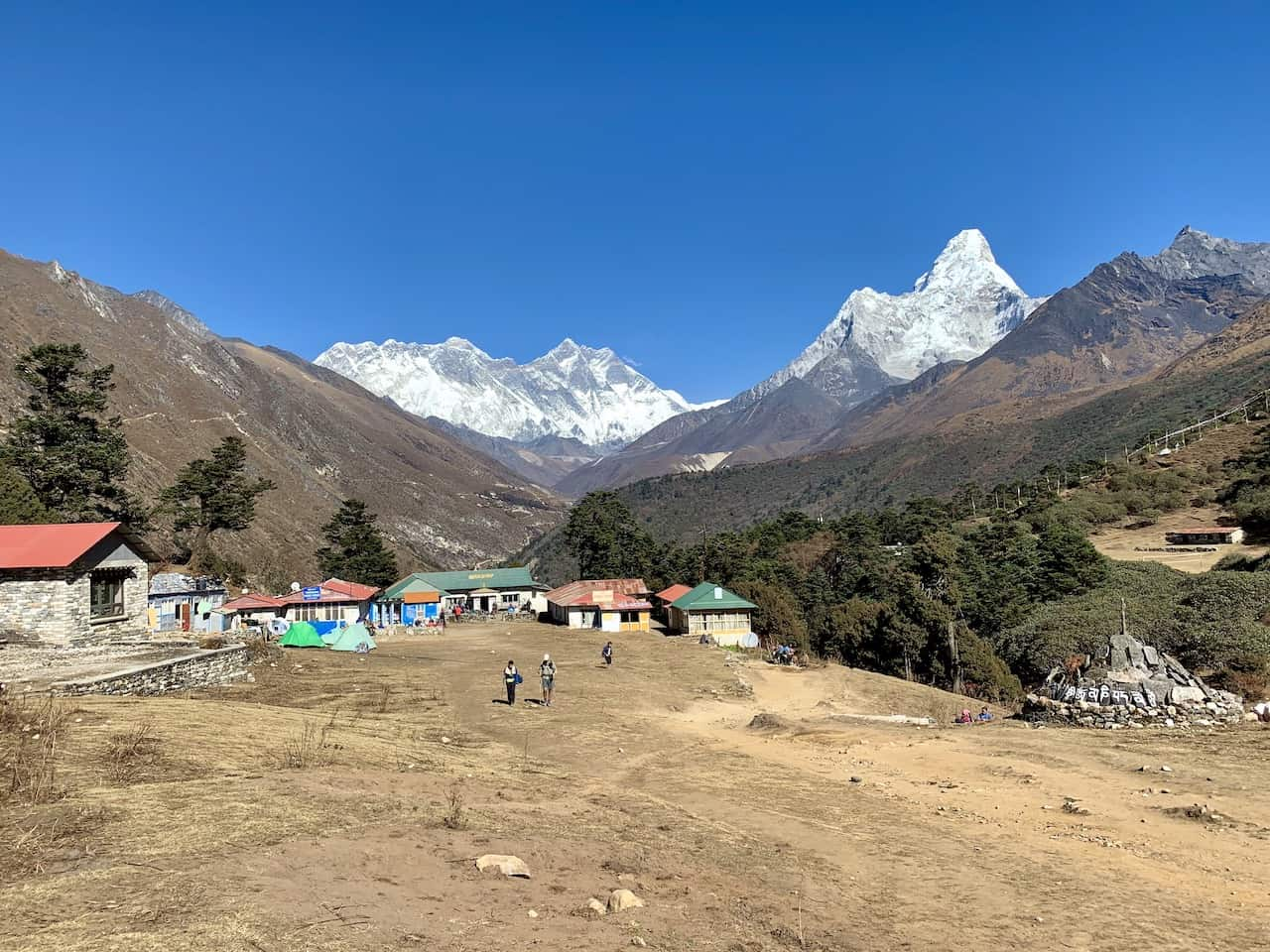 Tengboche Viewpoint