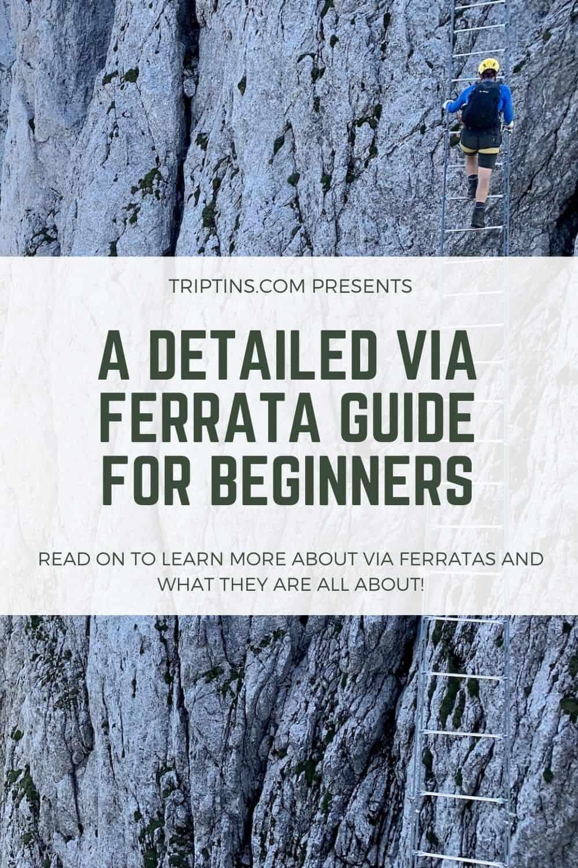 Via Ferrata Beginners Guide