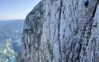 A Detailed Via Ferrata Guide and Overview