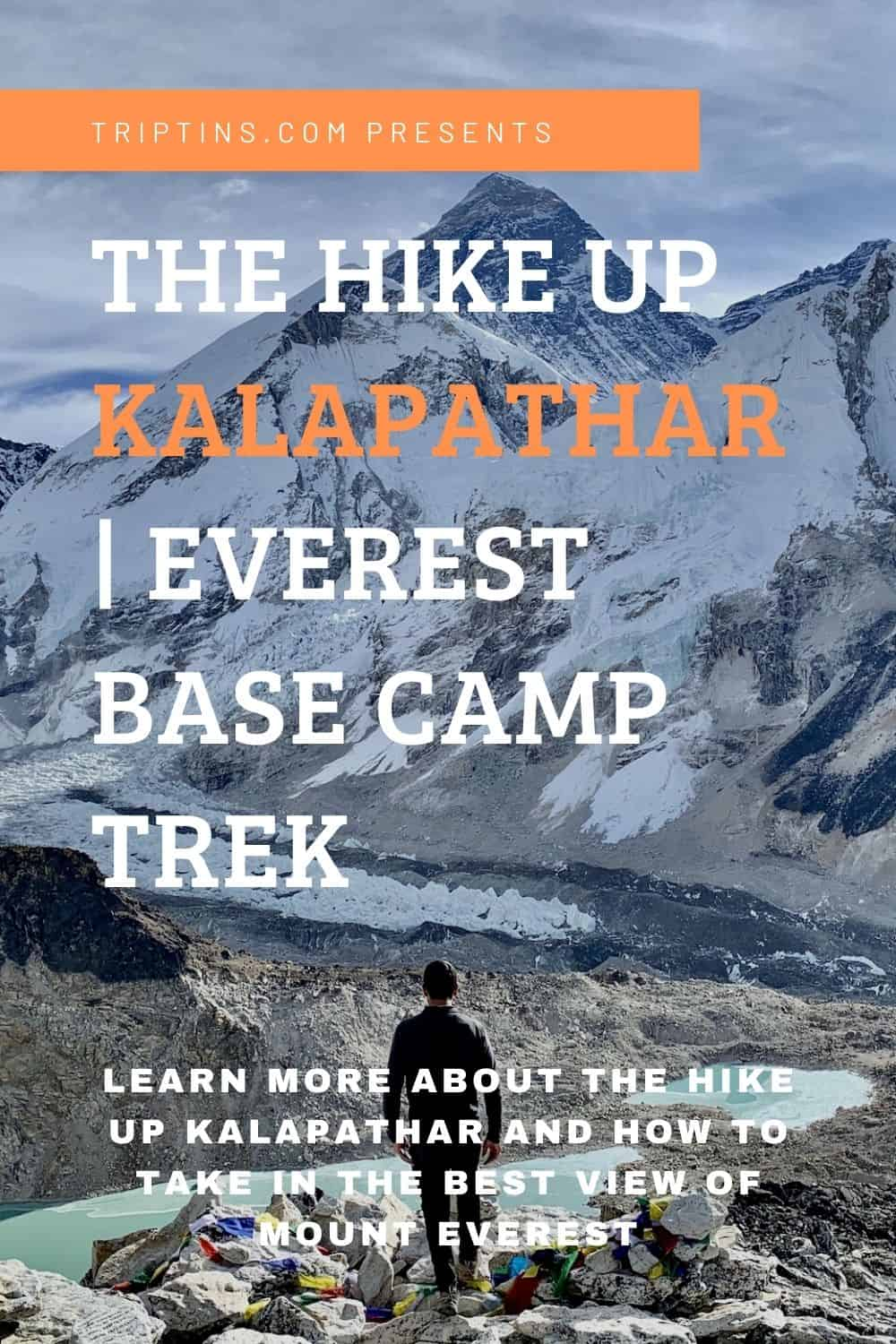 Kalapathar Hike Everest Base Camp Trek