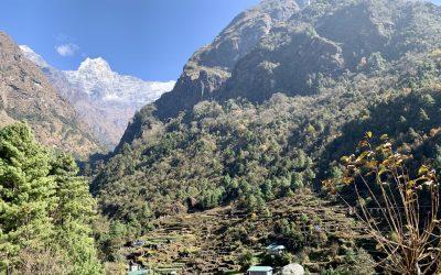 Namche Bazaar to Lukla Trek   Everest Base Camp Day 11