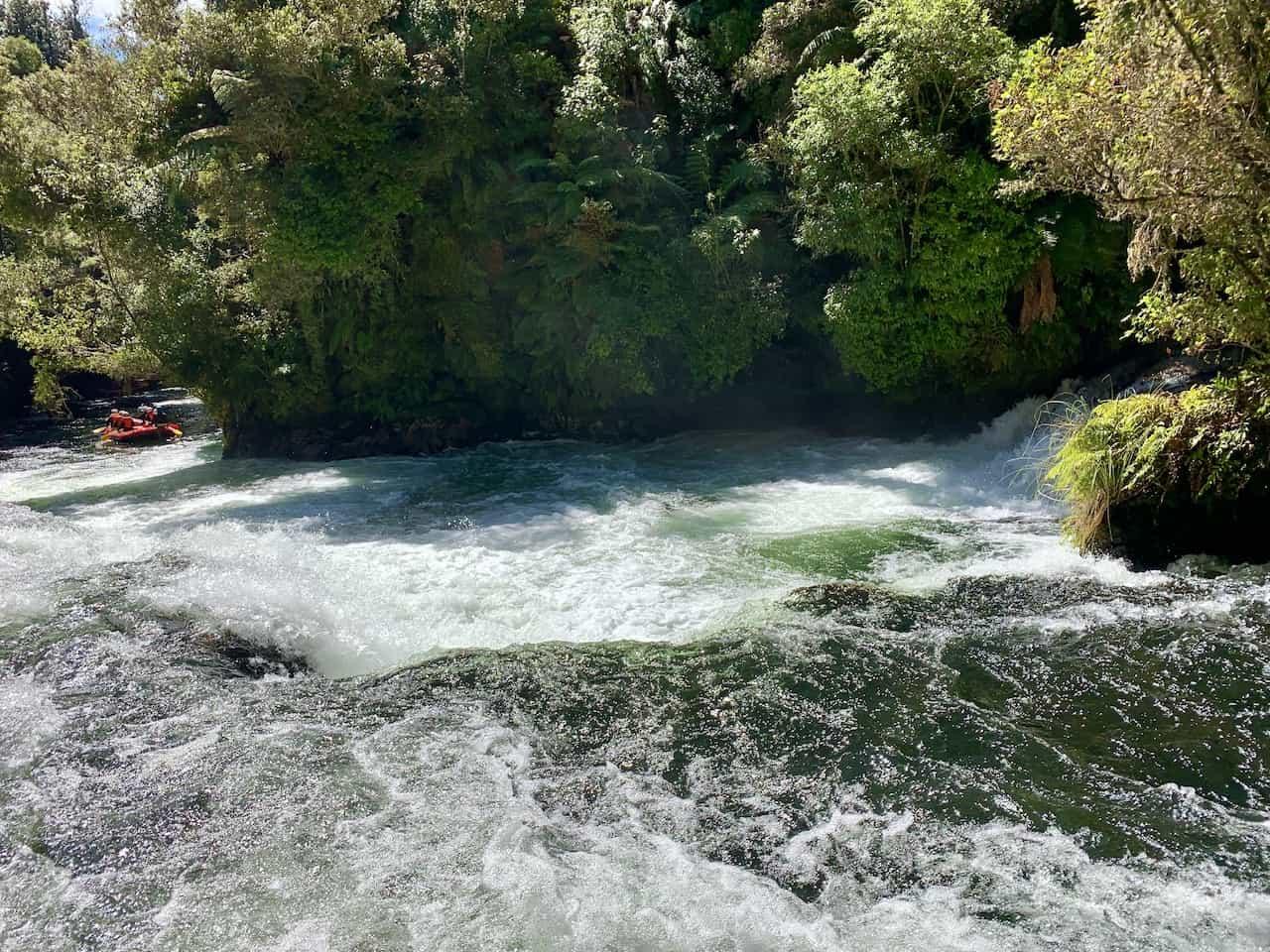 Okere River Rotorua