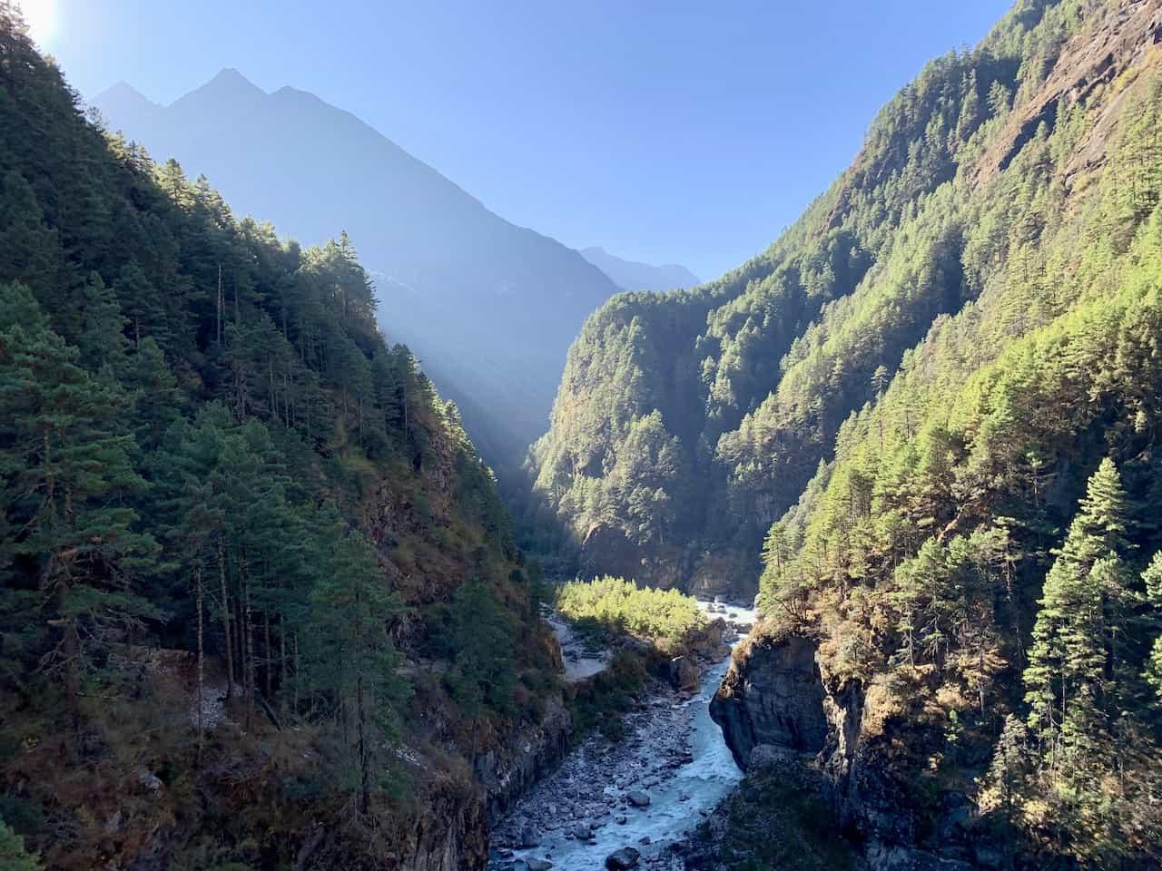 Sagarmatha River Trekking