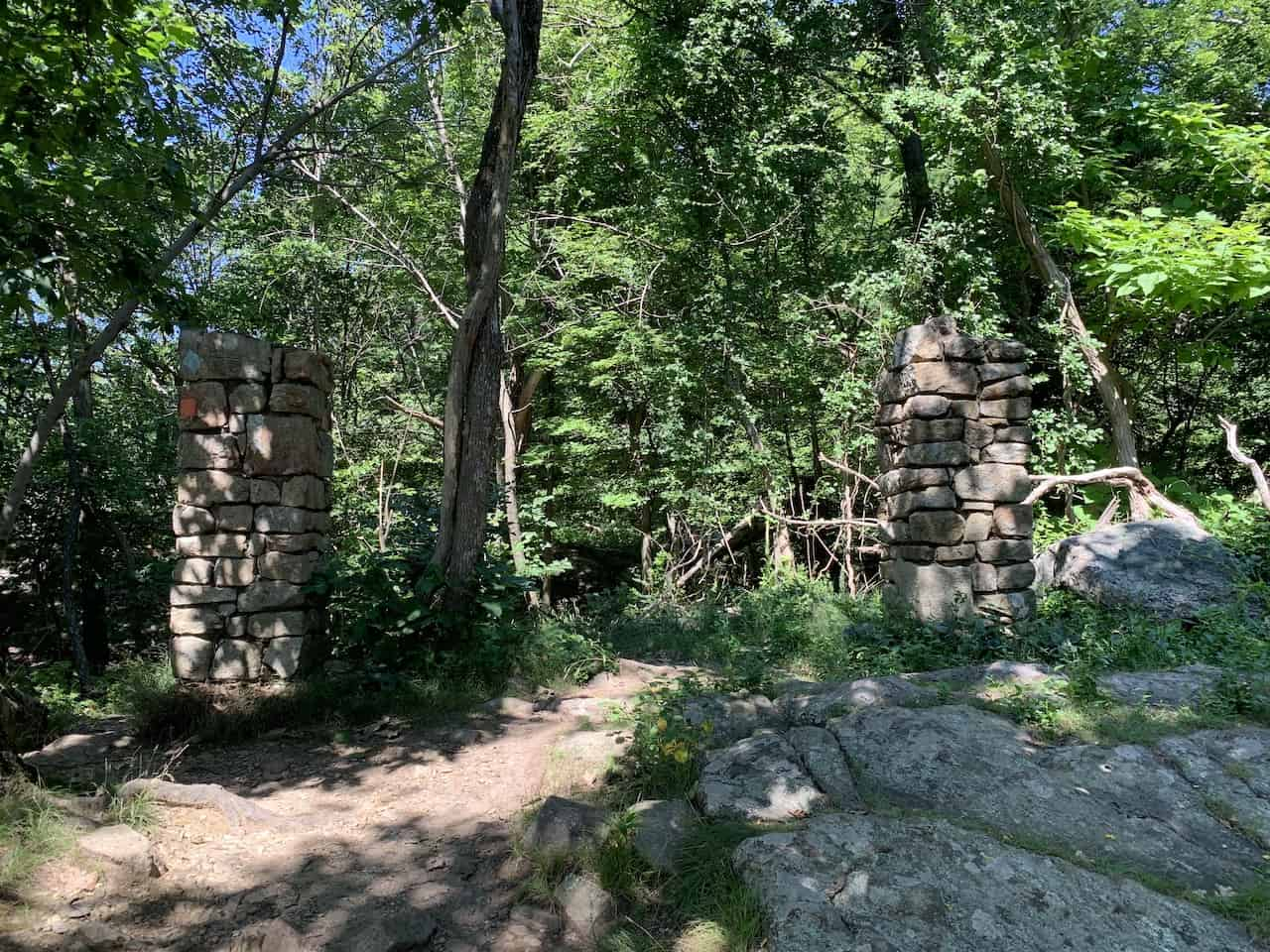 Storm King Mountain Ruins