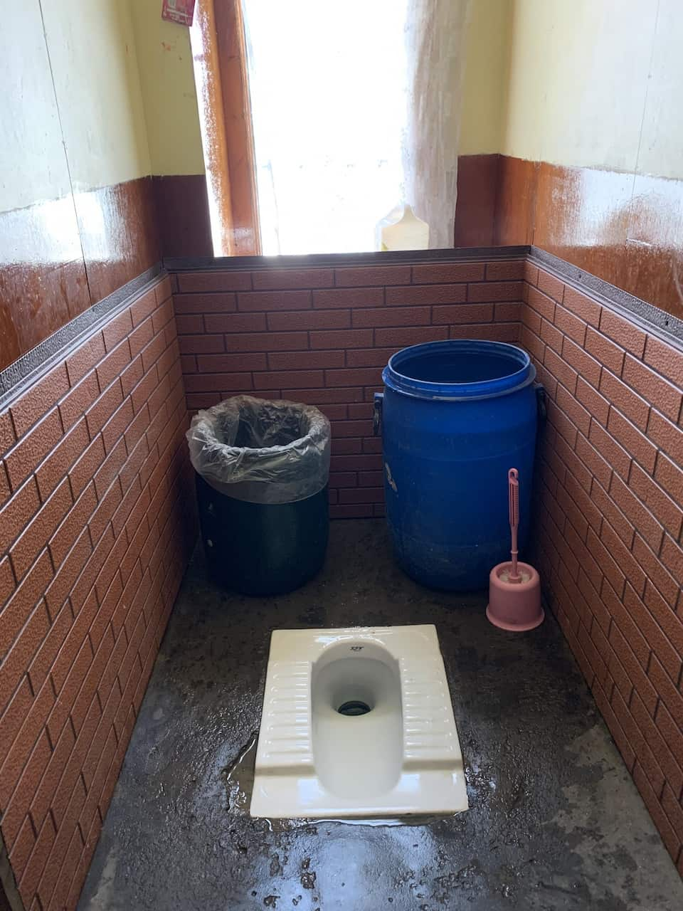 Toilet Everest Base Camp Trek