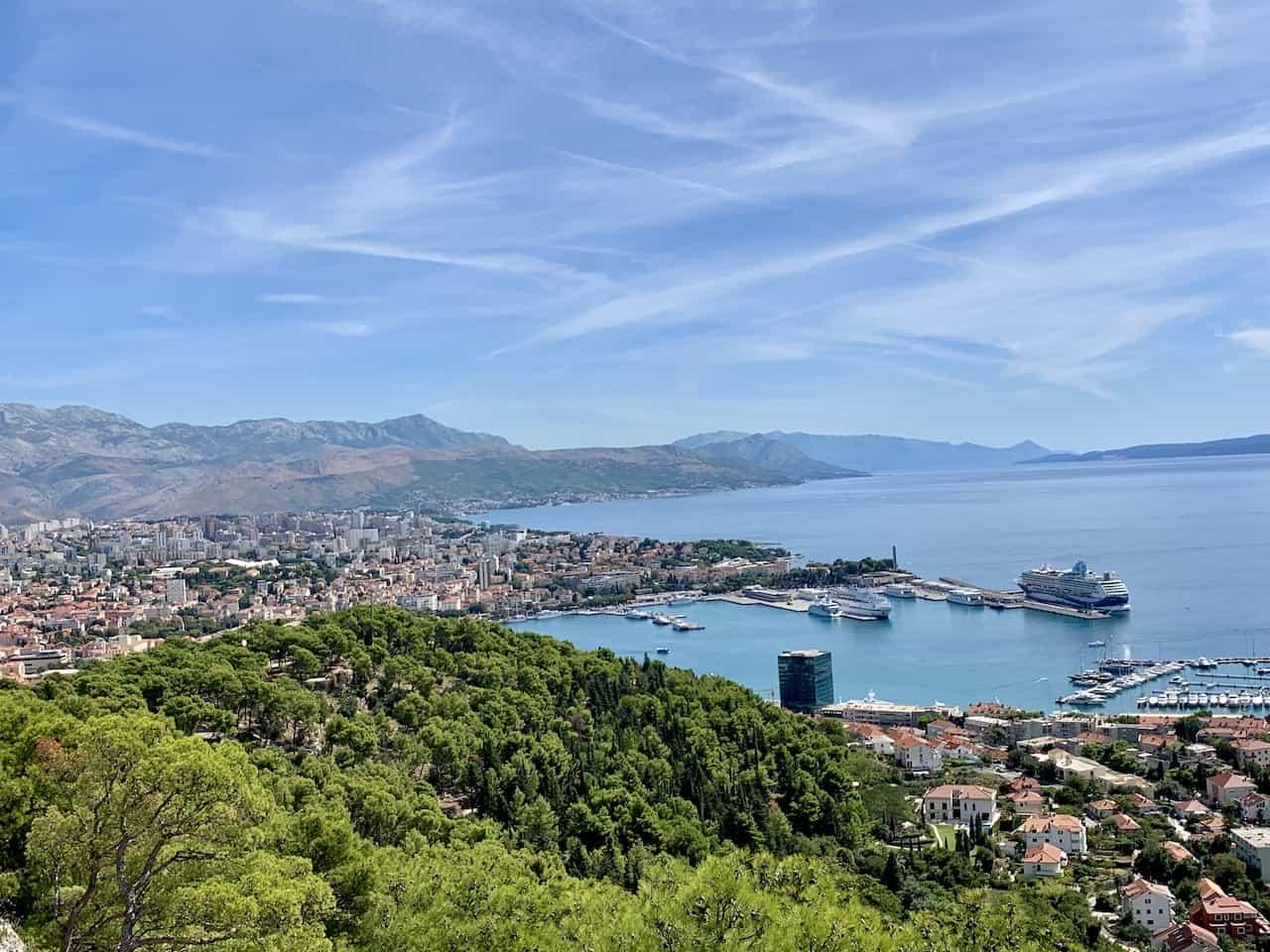 Marjan Hill Viewpoint