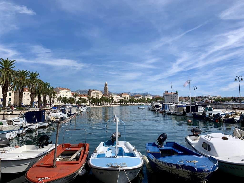 One Day in Split