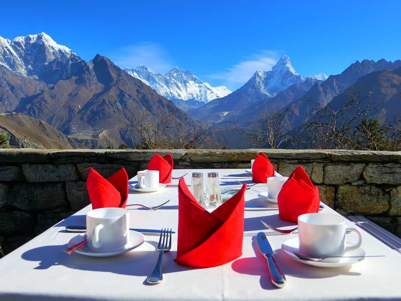 Hotel Everest View Himalayas