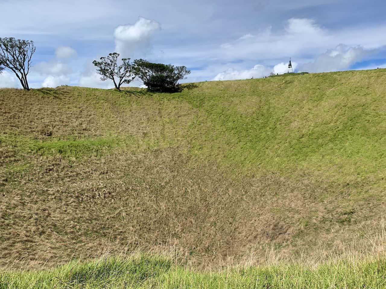 Mount Eden Lookout