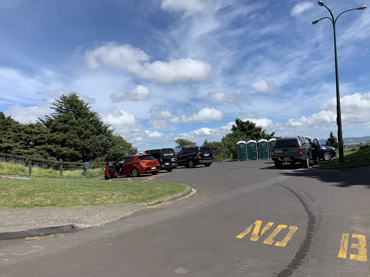 Mount Eden Parking