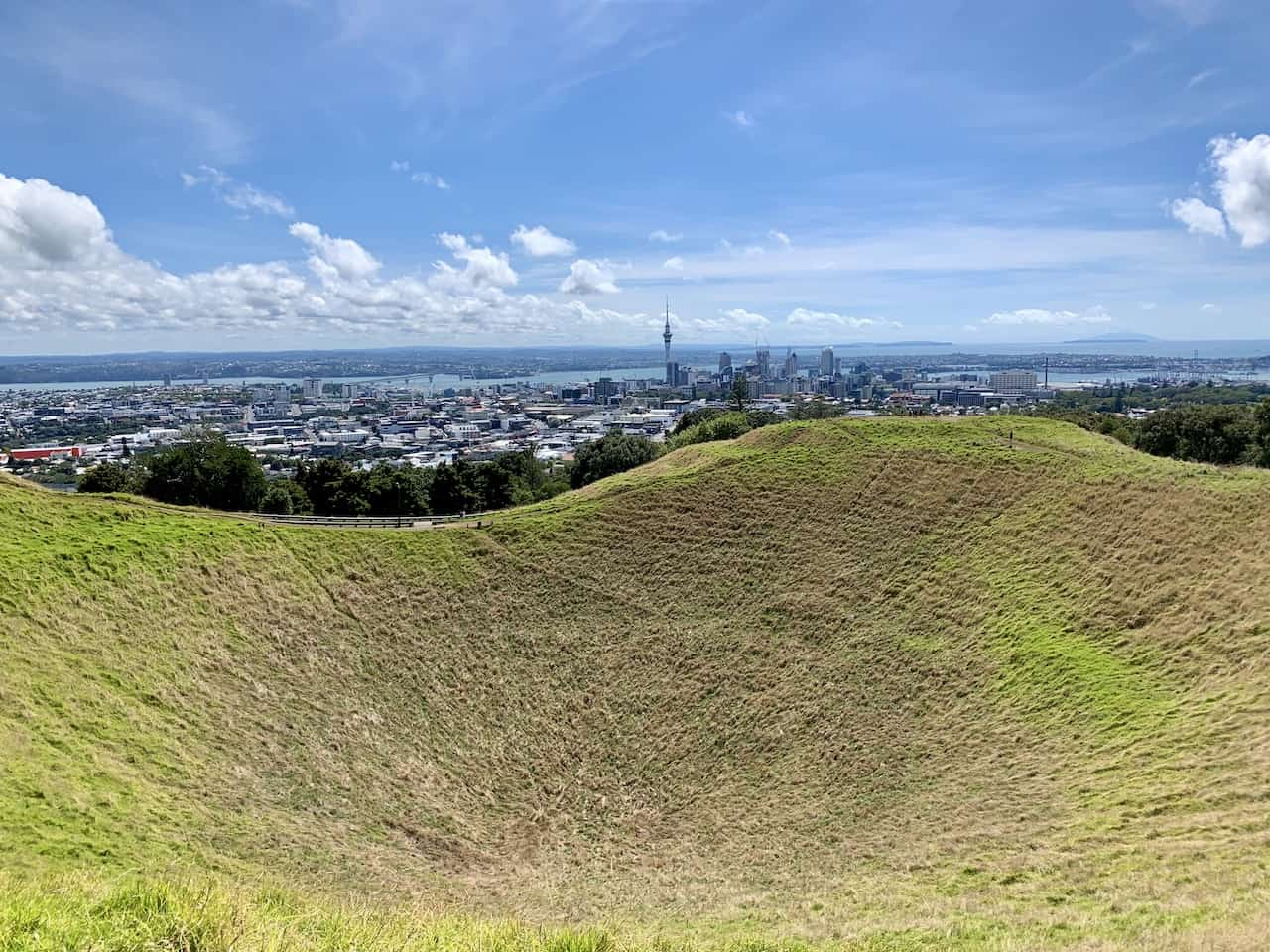 Mount Eden Viewpoint