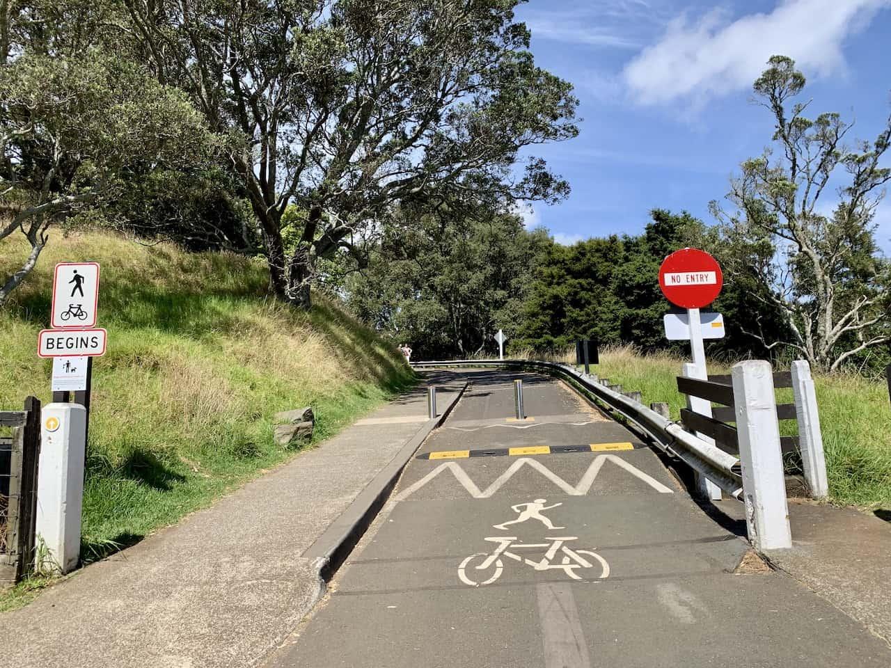 Mount Eden Walk Auckland