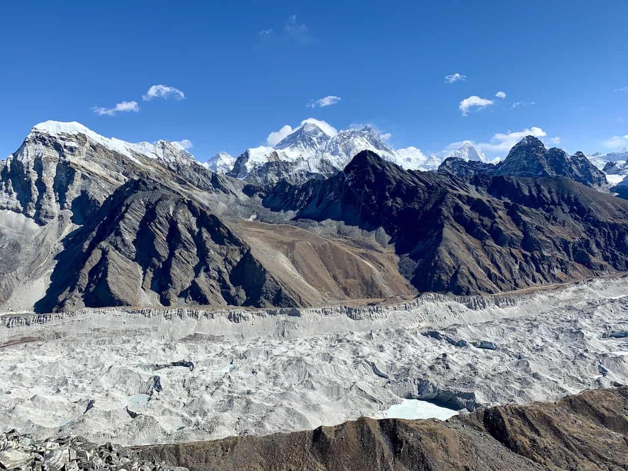 Mount Everest View Gokyo Ri